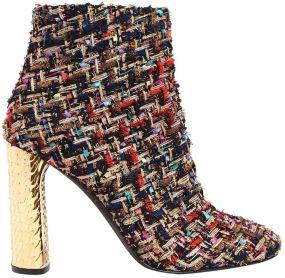 Casadei Boucle Boot